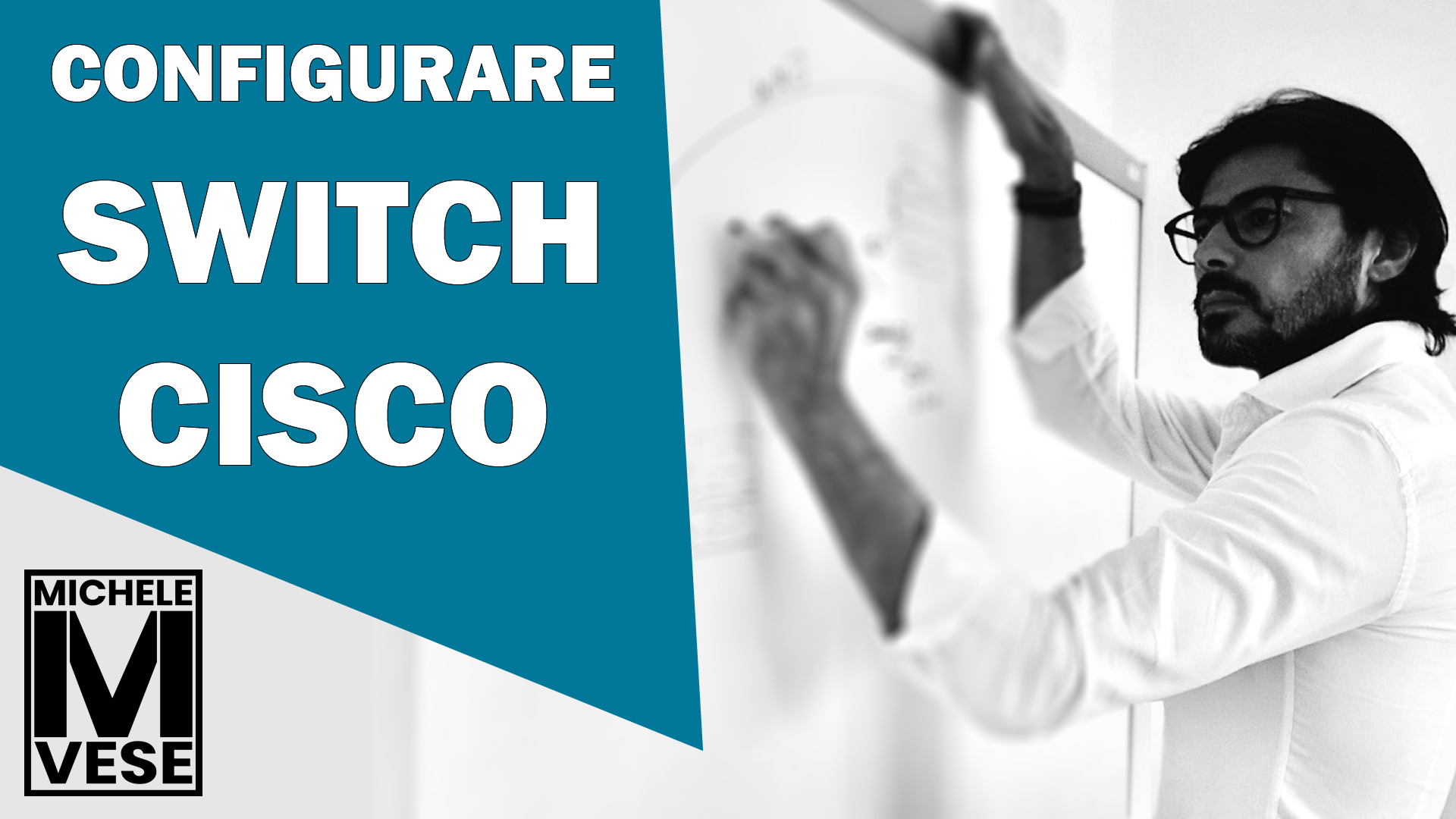 Configurare Switch Cisco