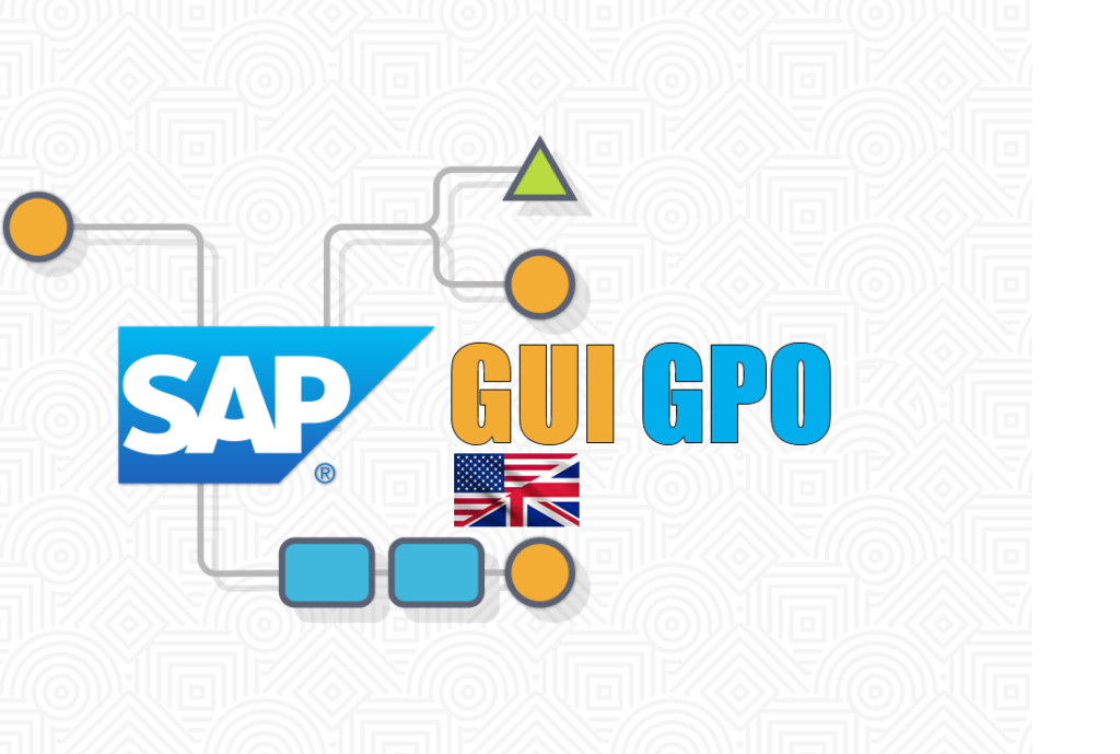 SAP GUI GPO